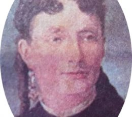 Mercedes Tomasa San Martín de Balcarce, «Merceditas», la única hija del Libertador.