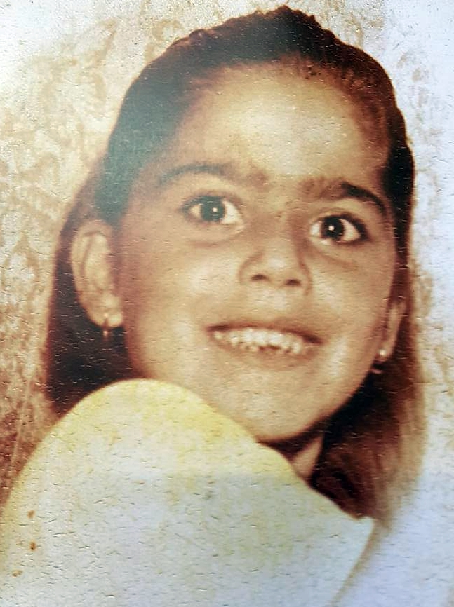 El sentido recuerdo de la niña chivilcoyana, Patricia Leiva