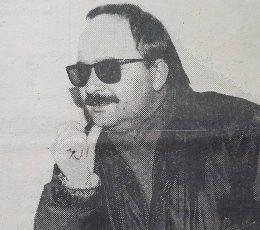 El siempre recordado y querido mago chivilcoyano, «Yey-Ye», en una de sus exitosas presentaciones, aquí, en nuestra ciudad, en el año, 1993. Nacido en 1954, bajo el nombre de José María Bruno, falleció el 29 de marzo de 2013, a los 58 años de edad. Fue el primer mago profesional, que tuvo Chivilcoy.