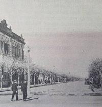 Imágenes fotográficas, de Chivilcoy, declarada, oficialmente, Ciudad, el 27 de agosto de 1892. Dichas imágenes, corresponden a diferentes décadas, de la evolución, histórica y cronológica, de Chivilcoy.