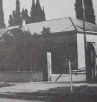 El Hogar Geriátrico Municipal «San José», inaugurado el 29 de agosto de 1987, bajo la administración comunal, del Dr. Carlos Francisco Dellepiane.