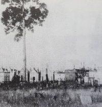 Antiguo cementerio, de nuestra ciudad, que construyó la Corporación Municipal -primer gobierno, de la comuna local-, hacia el año 1865. Funcionó, hasta el 6 de noviembre de 1893, cuando se inauguró, la actual necrópolis, de Chivilcoy.