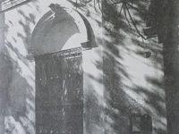 Fachada del inmueble, donde residió, en la última etapa de su vida, Don Valentín Fernández Coria, dicha casa, se halla ubicada, sobre la calle Moreno Nº 278.