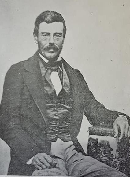 La epidemia de cólera, en Chivilcoy, durante los años 1867 y 1868.