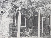 Actual edificio, de la Escuela Nº 6 «Bernadino Rivadavia», inaugurado, oficialmente, el 21 de octubre de 1960.