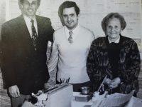 El destacado y prestigioso, poeta y abogado chivilcoyano, Dr. Horacio Alberto Vero. Fue el primer profesional del Derecho, oriundo de nuestra ciudad, que resultó electo, presidente del Colegio de Abogados, del Departamento Judicial Mercedes, en el mes de mayo de 1998. Posteriormente, ocupó otros importantes cargos, a nivel provincial y nacional.