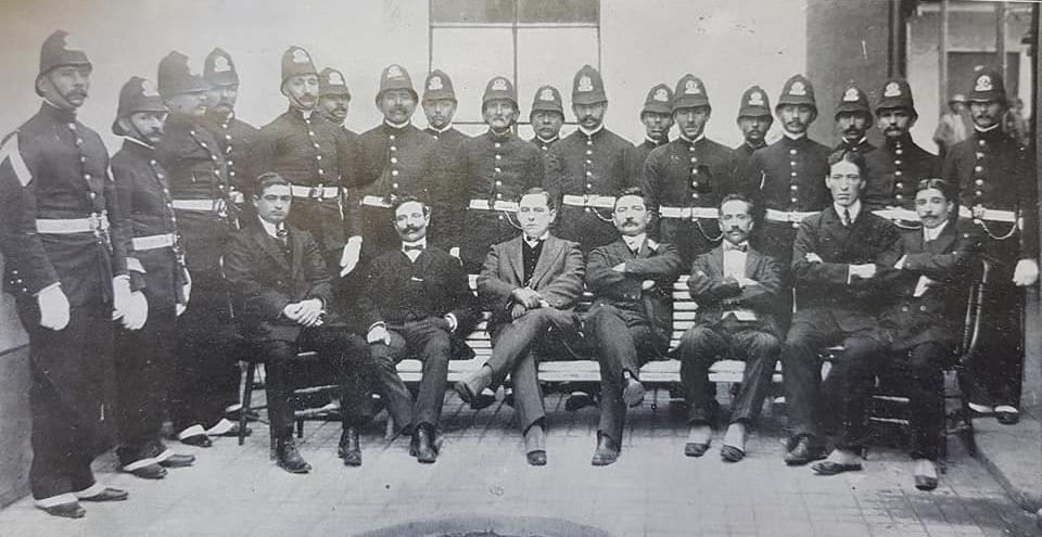 La Comisaría de Policía, de nuestra ciudad de Chivilcoy.