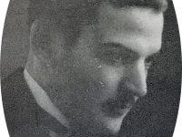 El inspirado y talentoso, poeta escritor y periodista, Francisco Ernesto Palmentieri, nacido en 1907, y fallecido, en plena juventud, a los 25 años de edad el 7 de febrero de 1933. Fue el fundador y director, del semanario gráfico social y literario «Notas», cuyo primer número, data del 12 de noviembre de 1931.