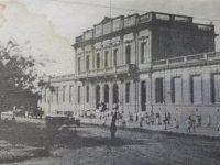 La Escuela Normal de Chivilcoy, hacia el año 1930.