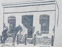 Ilustraciones alusivas, del volumen «Odisea Gauchesca», pertenecientes al dibujante argentino Pedro Catasús.