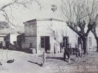 """El antiguo y pintoresco Museo-Almacén """"El Recreo"""", que construyó, el inmigrante italiano genovés, Don Carlos Rossi, en 1881."""