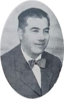El auténtico y meritorio, poeta gauchesco, Don Valentín Pérez (1901 – 1980).