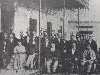 El Gral. Don Bartolomé Mitre, en su histórica visita a Chivilcoy el 25 de octubre de 1868, cuando se hospedó en la casona de su amigo personal, Don Francisco Castagnino.