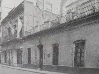 La casa del Gral. Bartolomé Mitre, en la calle San Martín Nº 336, de la ciudad de Buenos Aires.
