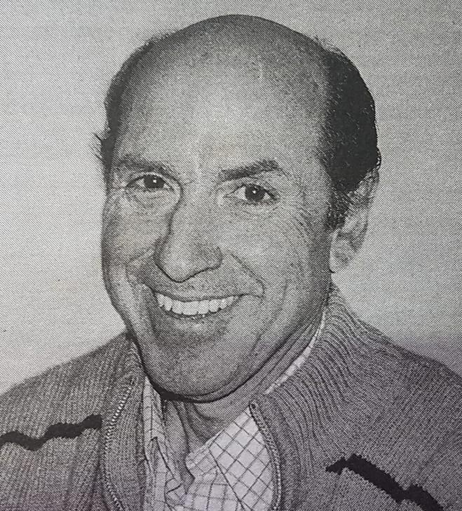 El caracterizado y querido médico pediatra, Dr. José María Caprara.