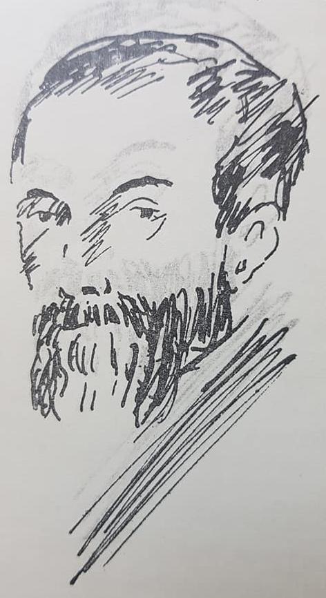 El fallecimiento del ilustre fundador y pionero Don Manuel Villarino (1868).