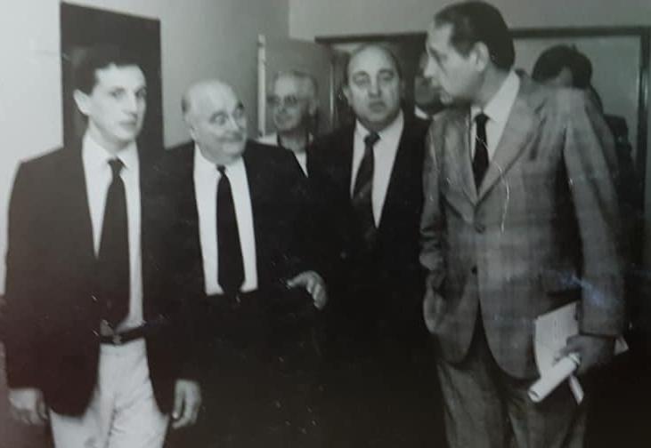 Recordando al Dr. Juan Carlos Falivene (1922 – 2014).