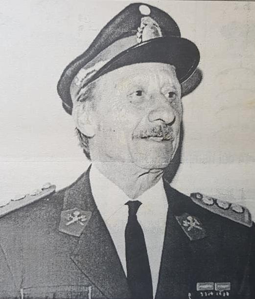 Recordando al Comandante Herber Noemí Lavagnino.