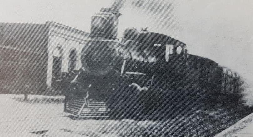 Pinceladas de la historia ferroviaria de Chivilcoy