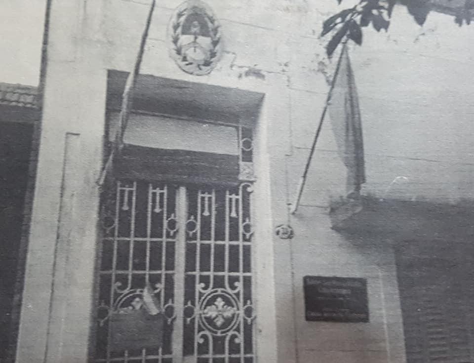 El Salón del Periodismo Chivilcoyano, y su fundación, en febrero de 1994.