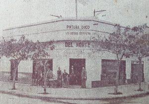Nuestra ciudad, en una fotografía de 1946.