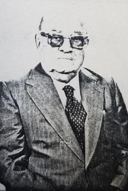 Una exposición, del gran escultor chivilcoyano, Antonio Bardi, en febrero de 1936.
