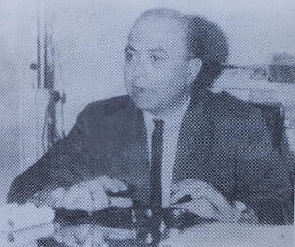 La creación de la empresa San Nicolás, fundada por Don Carlos Santilli, el 20 de febrero de 1968.