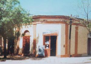 La inolvidable tienda «San Jorge», ubicada en la esquina, de las calles Pringles y Rosetti.