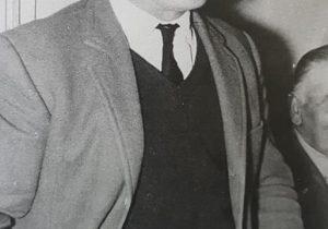 El inolvidable piloto de Pehuajó, Jorge Eduardo Farabollini, nacido el 19 de abril de 1929, y muerto en forma trágica, en la localidad rural de Palemón Huergo (Partido bonaerense de Chivilcoy), el 12 de agosto de 1962.