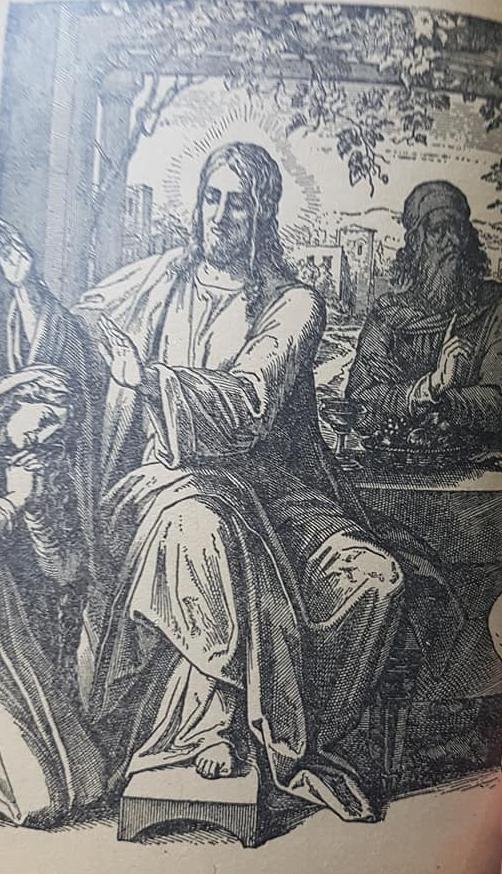 Reflexión lunfarda: La figura de Jesús, el Salvador.