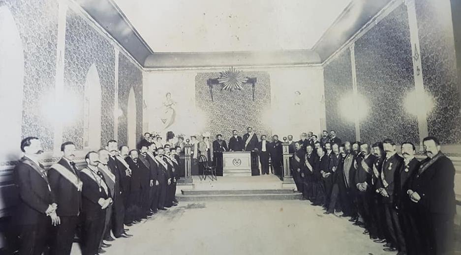 Ceremonias, ritos y reuniones, de la Masonería chivilcoyana