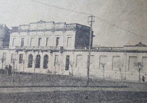 La Escuela Normal «Domingo Faustino Sarmiento», inaugurada el 12 de abril de 1905. En 1912, se habilitó su actual edificio, sobre la avenida Dr. José León Suárez.