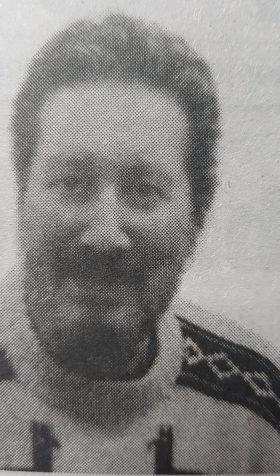 Fallecimiento del intérprete teatral, Juan Carlos Posik (2018).