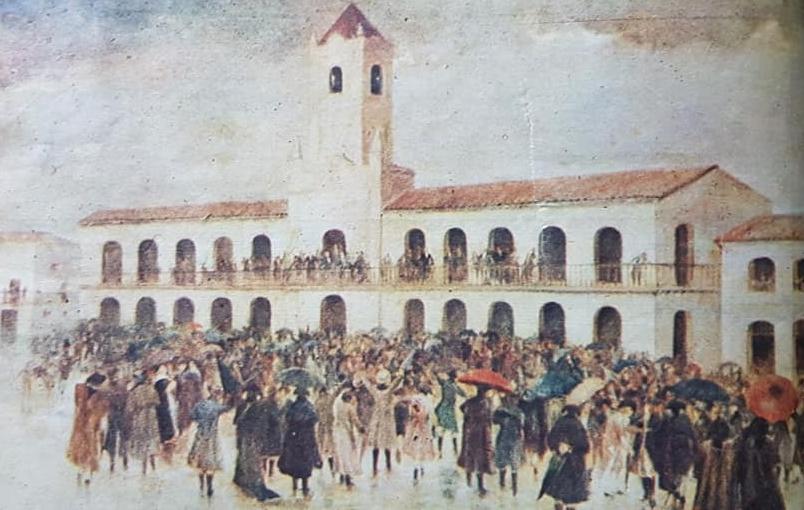 VOCES DEL 25 DE MAYO DE 1810