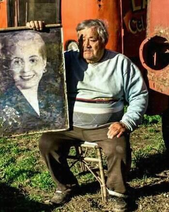 """Recordando a Carlos Alberto """"Carón"""" Gatica, un viejo y genuino militante, del Justicialismo chivilcoyano (1941 – 2018)."""