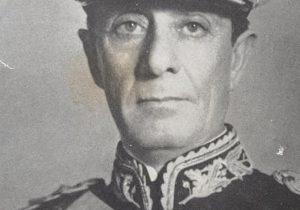 El General Pedro Pablo Ramírez, presidente de facto, de nuestro país, desde el 7 de junio de 1943, hasta el 9 de marzo de 1944.