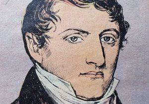 Láminas alusivas, al Día de la Bandera, y la ilustre figura del General Manuel Belgrano (1770-1820), publicadas en las páginas de distintas revistas de la década de 1960.