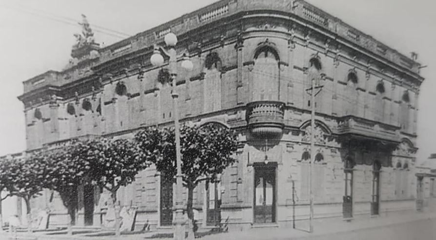 Un acto patriótico, y otros sucesos chivilcoyanos, del mes de julio de 1927
