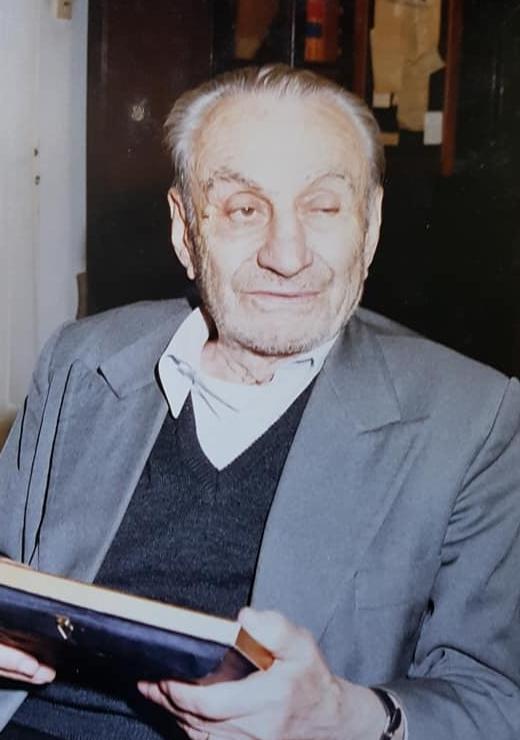 Recordando al profesor Francisco Antonio Menta (1915 – 2002).