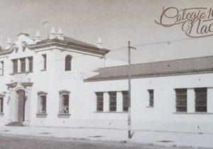 """El Colegio Nacional """"José Hernández,"""", cuya sede, de la avenida Calixto Calderon Nº 25, se inauguró, el 17 de mayo de 1939. Dicho establecimiento educacional, había comenzado su labor, el 17 de mayo de 1914."""