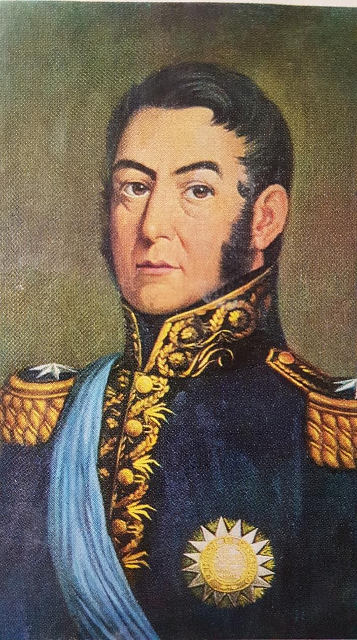 EL LIBERTADOR GENERAL DON JOSÉ DE SAN MARTÍN