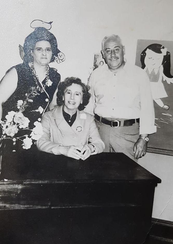 Recordando a la docente, Ángela Armando (1906 – 1978).