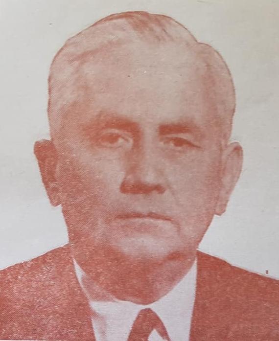 """Recordando al fundador del diario """"La Razón"""", Don Simón Vásquez (1879 – 1950)."""