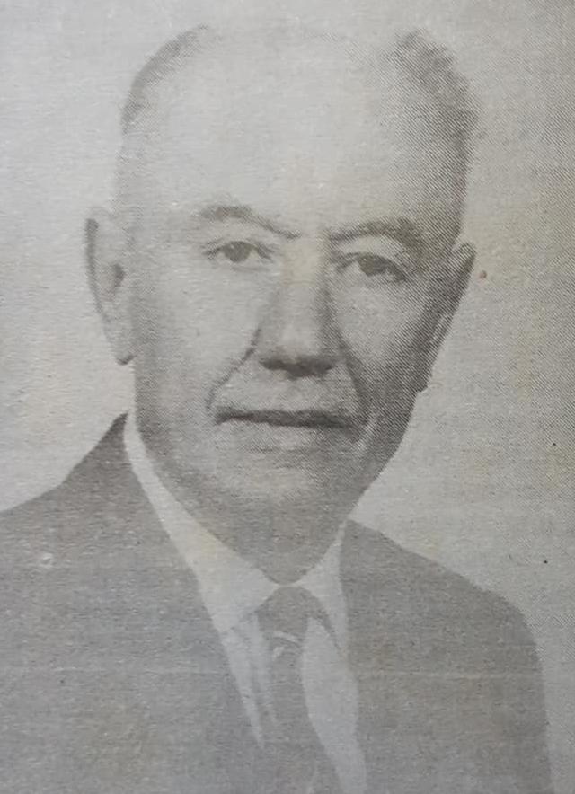 Recordando al comerciante, Don Argentino Natalio Ortelli (1904 – 1982).