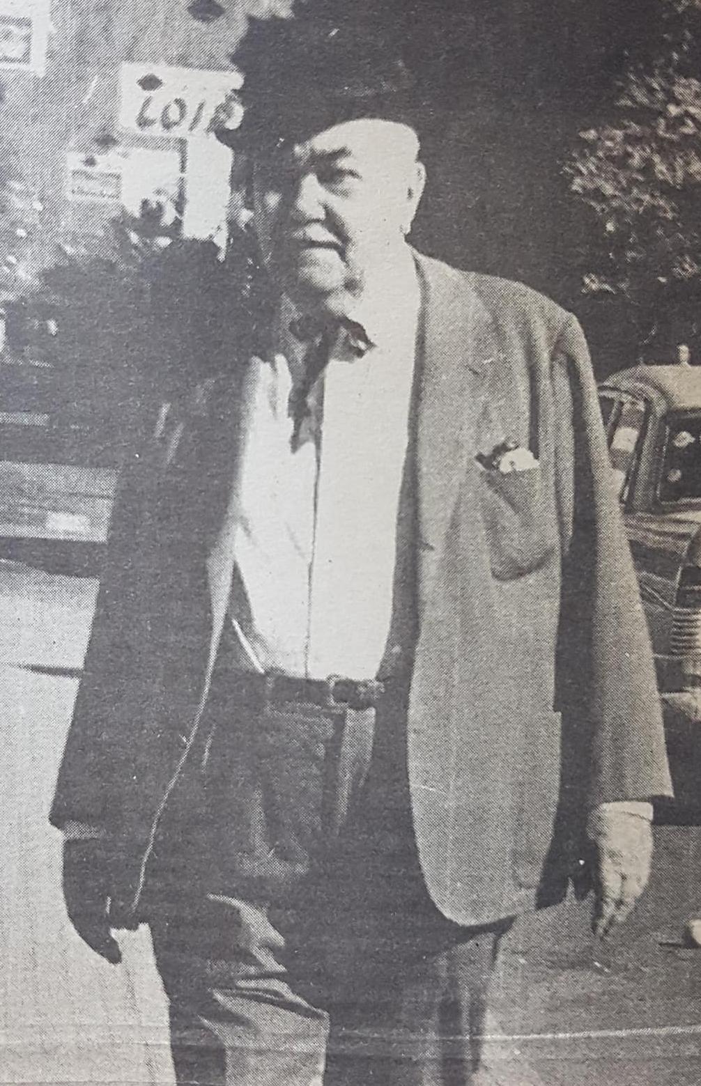 """El Dr. Arturo Jauretche y su paso por Chivilcoy. El conflicto estudiantil, del Colegio Nacional """"José Hernández"""", en 1919."""