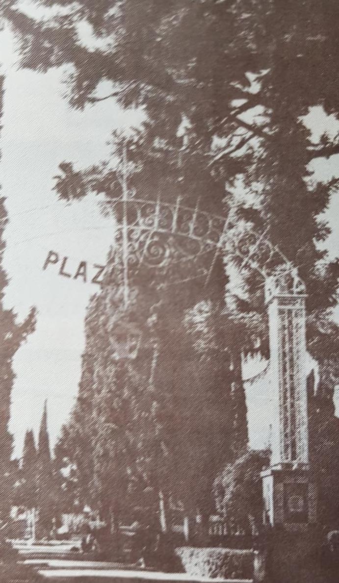 Tres aniversarios conmemorativos, de la fundación de Chivilcoy, en 1907, 1936 y 1940.