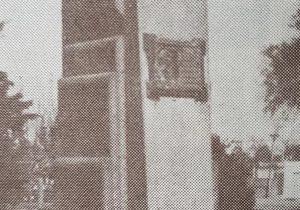 Busto del Dr. Florencio Varela, en el centro de la plaza homónima; una obra artística, del notable escultor y docente chivilcoyano, profesor Antonio Bardi. Se inauguró, el 22 de octubre de 1936.