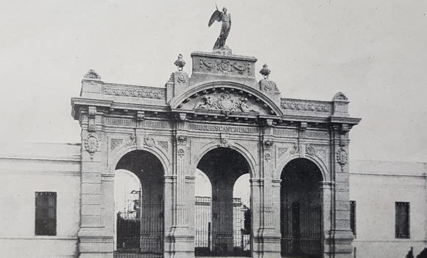 El Cementerio Municipal de Chivilcoy