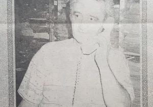 Horacio Ferrari (1941-2013), fundador, gran artífice y singular propulsor y conductor, del Hogar de Día del Canillita, nacido el 29 de marzo de 1994, y desaparecido, tras el fallecimiento de su creador.