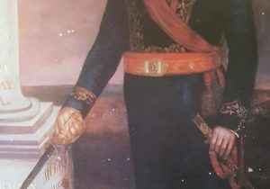 Brigadier general, Don Juan Manuel de Rosas (1793-1877), creador de nuestro Partido de Chivilcoy, el domingo 28 de diciembre de 1845.